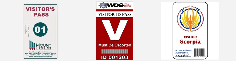 visitor id cards printing plastic visitor id cards dubai sharjah